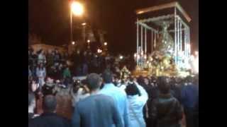 Dolores del puente, Lunes santo 2012 Malaga