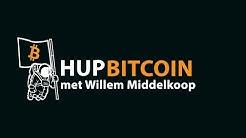Hup Bitcoin #4 met Willem Middelkoop, expert financiële markten, goldbug en bitcoin 'believer'