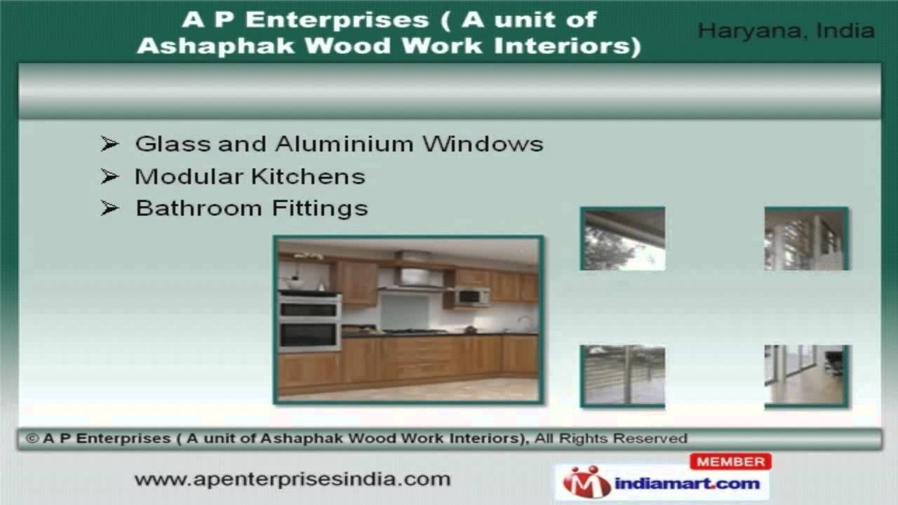 Modular Kitchen By A P Enterprises ( A unit of Ashaphak Wood Work ...