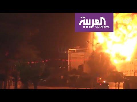 50 غارة إسرائيلية تستهدف حماس في أقل من ساعة  - نشر قبل 3 ساعة