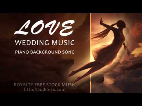 LOVE / Piano background music / Wedding instrumental music ...