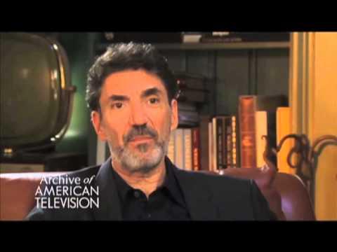 Chuck Lorre on working for Carsey-Werner - EMMYTVLEGENDS.ORG