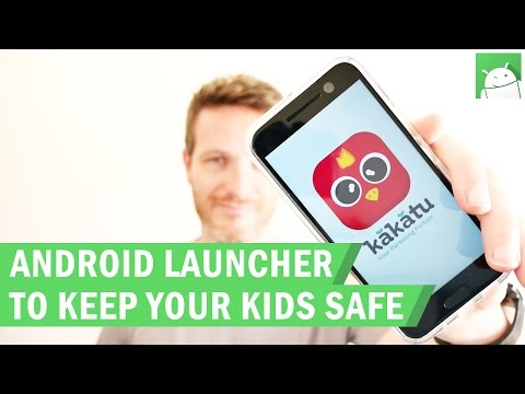 Every parent should install this launcher on their kid