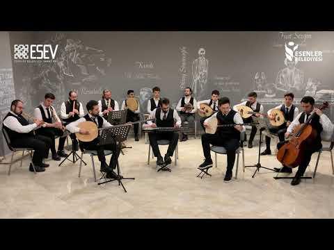 Sultan Abdülaziz - Hicaz Sirto - ESEV Orkestrası - Dünya Ressamlar Günü Kutlu Olsun!