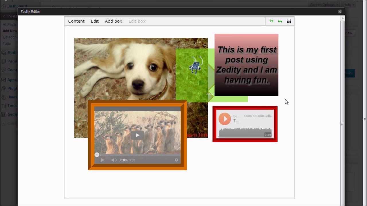 The Visual Editor – WordPress plugin   WordPress org