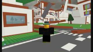 roblox-rox Song with Destroyed city!