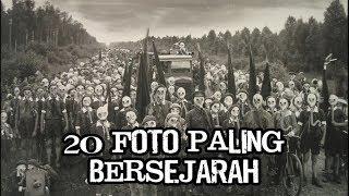 20 Foto Paling Bersejarah