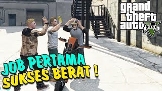Download Video Job Pertama Tim Pemburu Ganja Selow - GTA 5 Roleplay MP3 3GP MP4