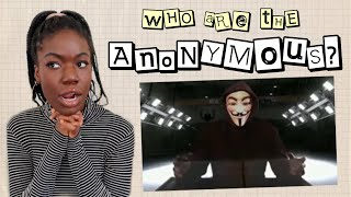 WHO EXACTLY ARE ANONYMOUS HACKERS AND WHY ARE THEY BACK??