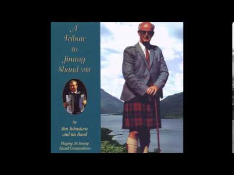 J  Johnstone - A tribute to Jimmy Shand -  Auchtermuchty gala March
