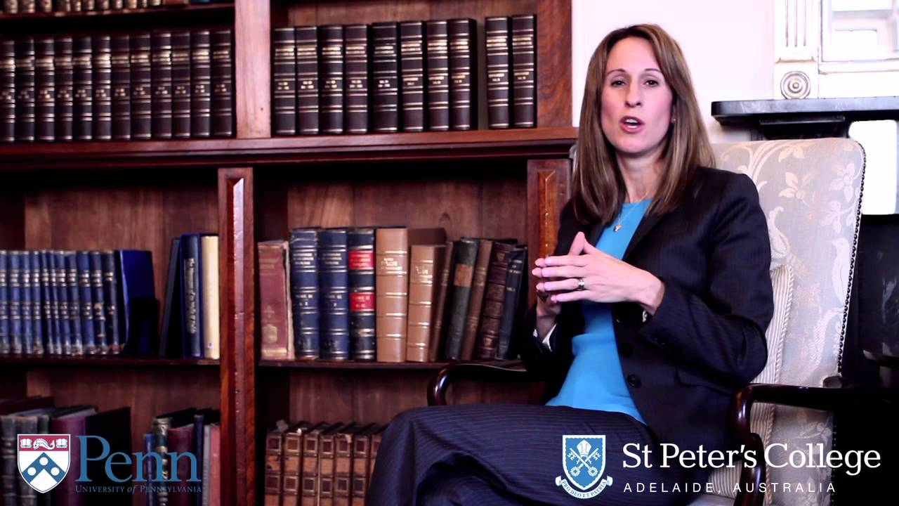 Interview with Dr Karen Reivich from the University of Pennsylvania
