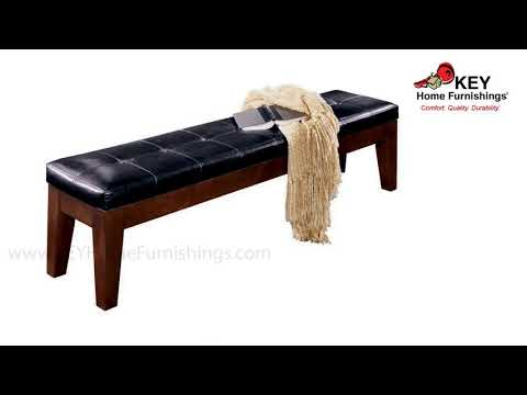 Ashley Larchmont Dining Room Bench D442 09