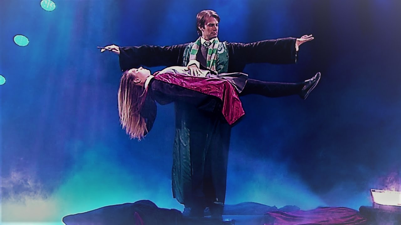 Download Tom Riddle levitating Hermione - Harry Potter act on Norway's Got Talent - Norske Talenter 2017