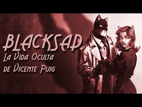 BLACKSAD: La Vida Oculta de Vicente Puig (1/8)