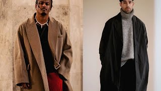 4 Ways To Style Overcoats (Ft. Daniel Simmons | Recent Pickups)