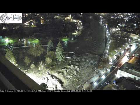 AlertTahoe: Truckee River Flood Watch  9pm to 10pm PST