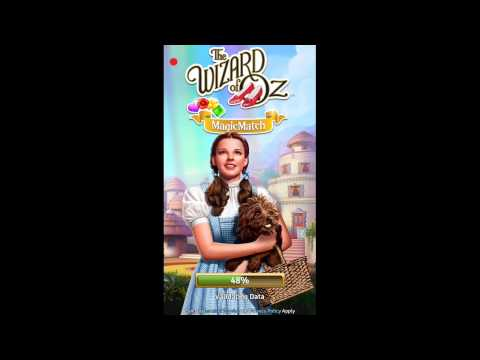 Wizard of Oz: Magic Match [HACK Lives Always Active/Boosters/100+ Moves]