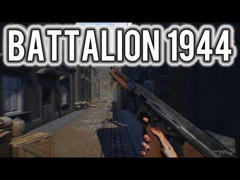 battalion 1944 single player