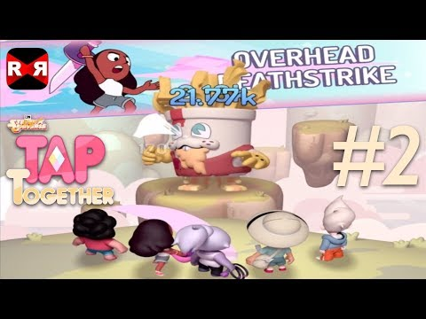 Steven Universe - Tap Together - iOS / Android - Gameplay Part 2