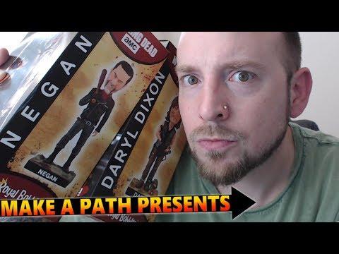 MAPP MAIL #40: NEGAN & DARYL Bobble Heads, Predator, Aliens & More!