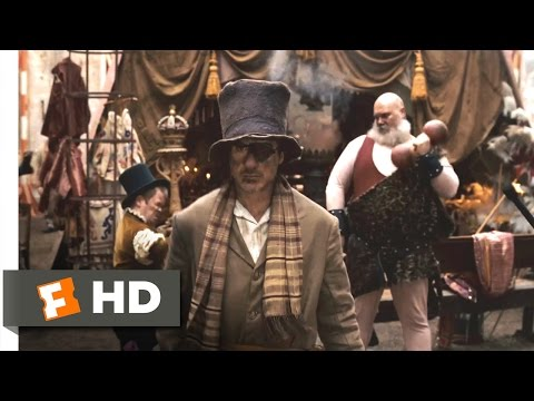 Sherlock Holmes (2009) - Master of Disguise Scene (4/10)   Movieclips