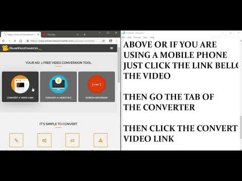 ONLINE VIDEO CONVERTER TUTORIALS