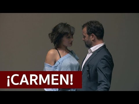 ¡CARMEN - Ein Abend von Tscho Theissing  Mit Natalia Kawalek & Juergen Maurer