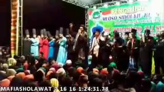 Mahalul Qiyam Doa Takdiman Mafiasholawat Mloso Ngaw