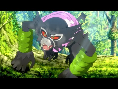 La película Pokémon Los secretos de la selva | Primer tráiler oficial