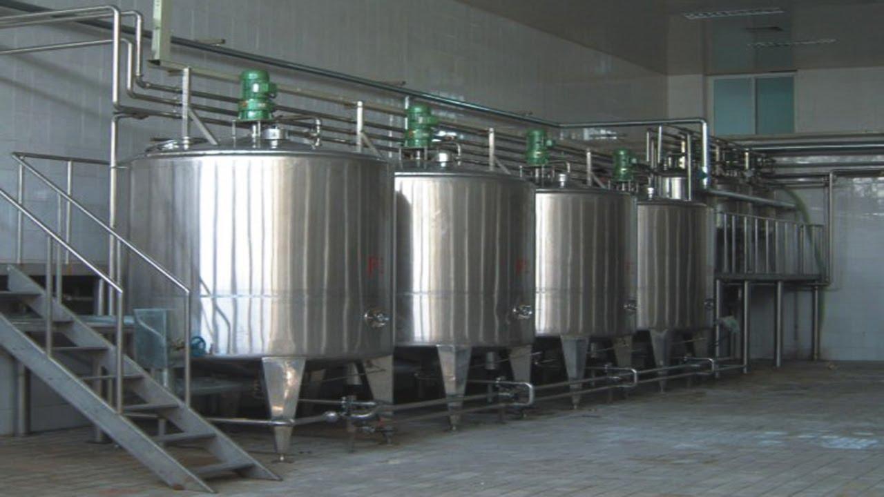 high shear disperser mixing tank on wheels with agitator fermenting tank  conical fermenter tank