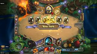 Hearthstone With New Arena Cards Shaman part 2