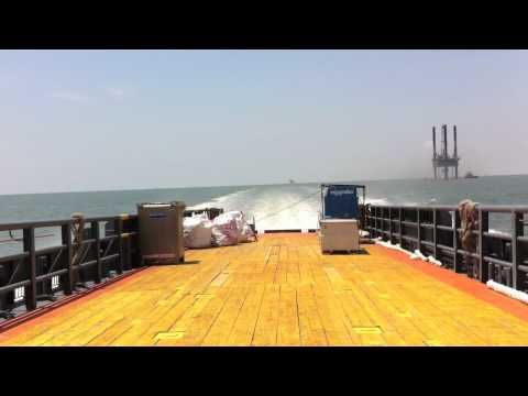 Workboat in the gulf!
