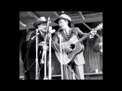 Bill Monroe and Carter Stanley - Sugar Coated Love