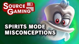 Spirits Mode Misconceptions and EXPLAINED