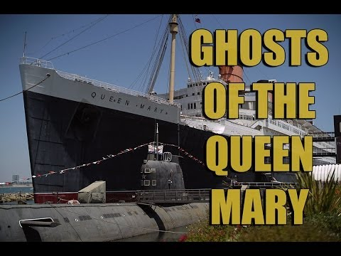 The Queen Mary - EVP's of Jackie and the Spirits of the ship.