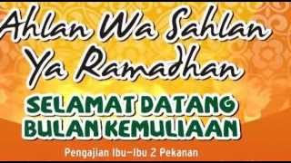 Puisi Renungan Menyambut Bulan Suci Ramadhan