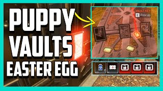 The Mysterious Unresolved Puppy Vaults Easter Egg In Apex Legends Season 3