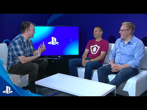 Scott Rohde and Adam Boyes - E3 2016 LiveCast | PS4
