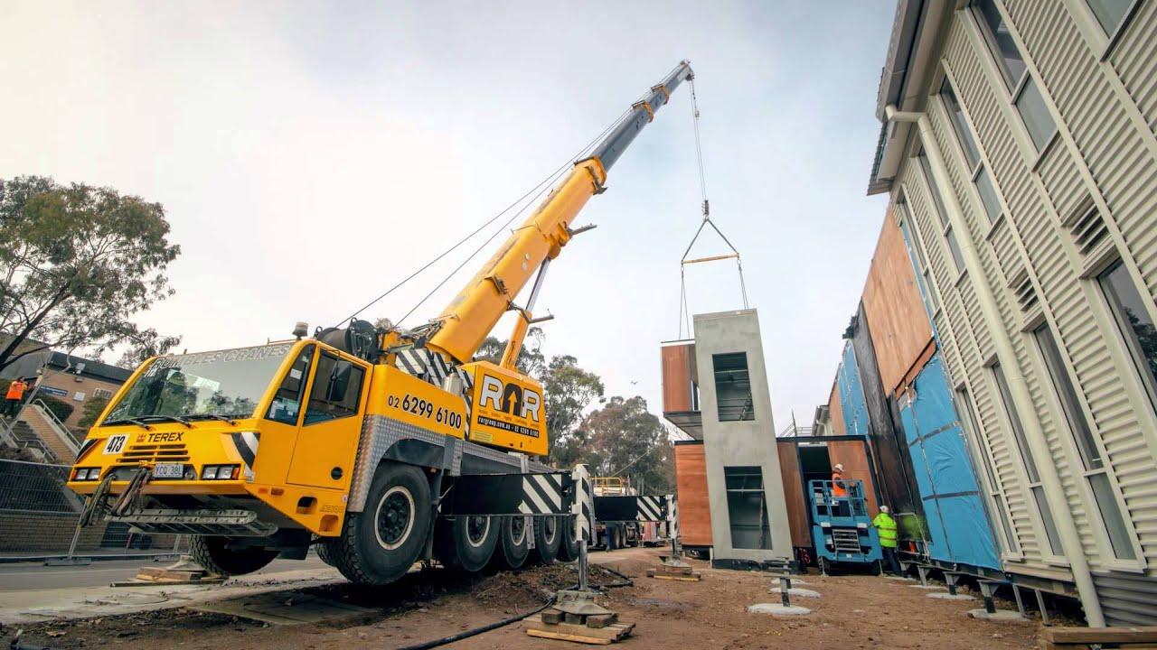 RAR Group – Mobile Crane & Tower Crane Hire, Precast Concrete