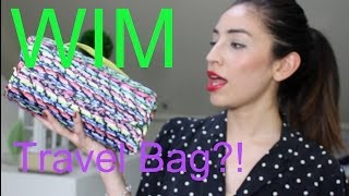 What's in my Travel Bag ? | AdrianneViz Thumbnail