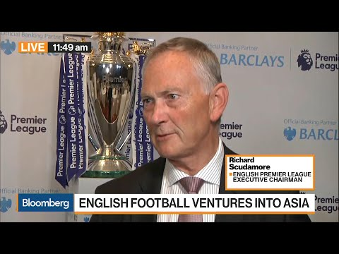 Explosion and Expansion of English Football in China