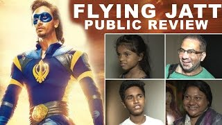 A Flying Jatt PUBLIC REVIEW