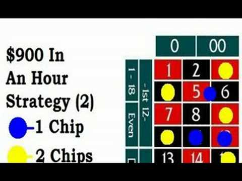 Bunker strategy roulette gambling computer games