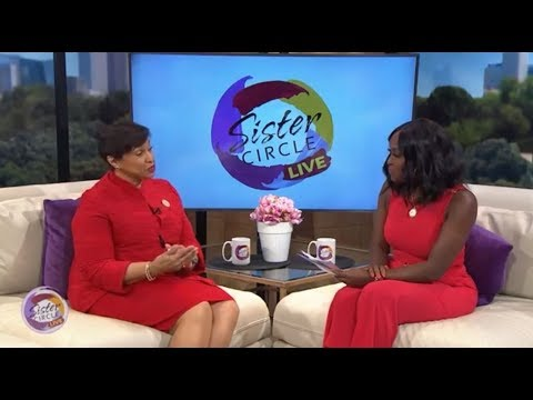 Sister Circle | The Service & Leadership of Delta Sigma Theta Sorority, Inc. | TVONE from YouTube · Duration:  7 minutes 50 seconds