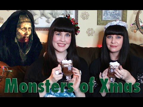 Gruesome Christmas Monster Showdown
