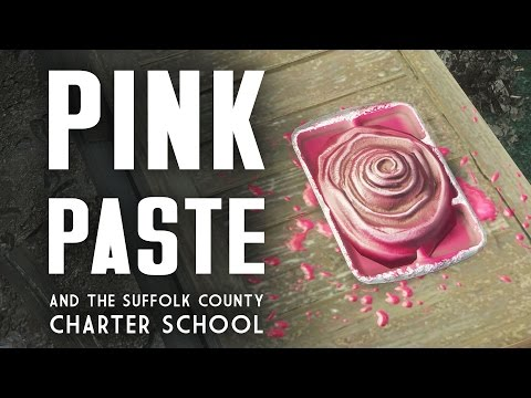 The Full Story of Pink Paste and the Suffolk County Charter School in Fallout 4
