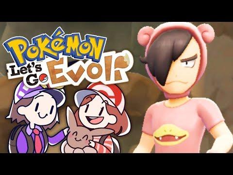 Cosplay-Höhle! | 13 | Pokémon Lets Go: Evoli