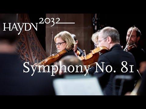 Haydn Symphony No. 81 | Giovanni Antonini | Kammerorchester Basel (Haydn2032 live)