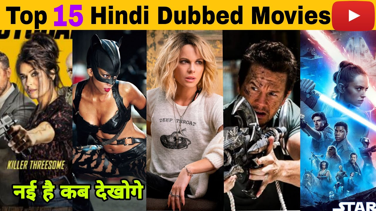 Top 15: Hollywood movies On YouTube | Hollywood Movies in hindi dubbed | Ep.57 | Oye Filmy