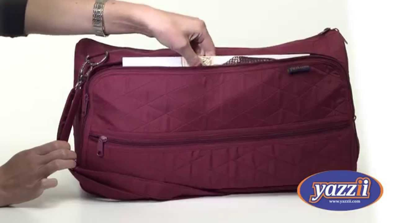 CA485 - The Premium Knitting Bag - Available on Yazzii.com!